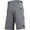 IXS Tema 6.1 Trail - Culotte corto sin tirantes Hombre - gris